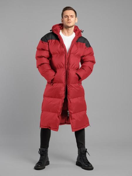 SWJ1290L/RED Пуховик - LONG COAT