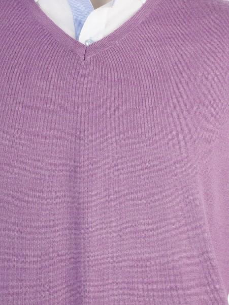 Трикотаж мужской SAB1 лиловый