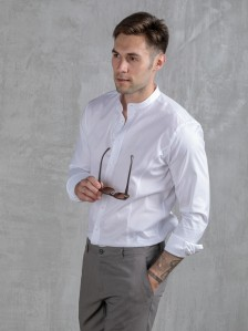 Рубашка - MAO - Slim Fit SF03714_1714