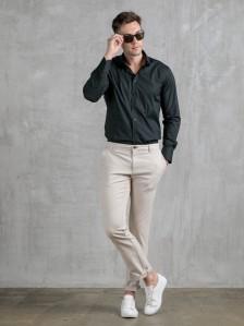 Рубашка - MAO - Slim Fit SF03712_1713