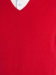 Трикотаж мужской SAB1 красный(яркий)
